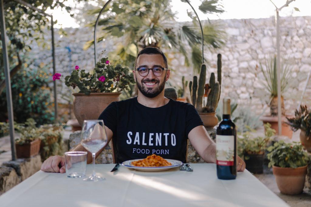 Cooking Class - Antonluca Iasi -Salento Food Porn