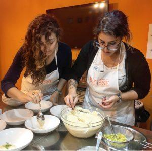 Ulisse Il Piacere Della Scoperta Mini Corso Di Cucina Libanese A Lecce Salento Food Porn